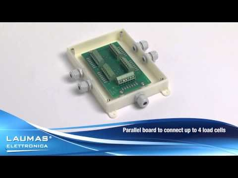 C41 -- Load cells junction box - LAUMAS
