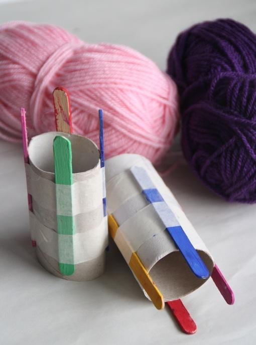 fabriquer son tricotin aiguilles pour les dr les. Black Bedroom Furniture Sets. Home Design Ideas