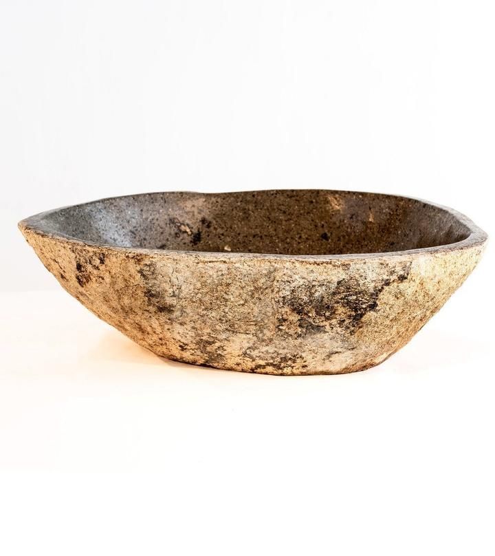 Arka Living Offers Unique Natural Stone Vessel Sinks For Your