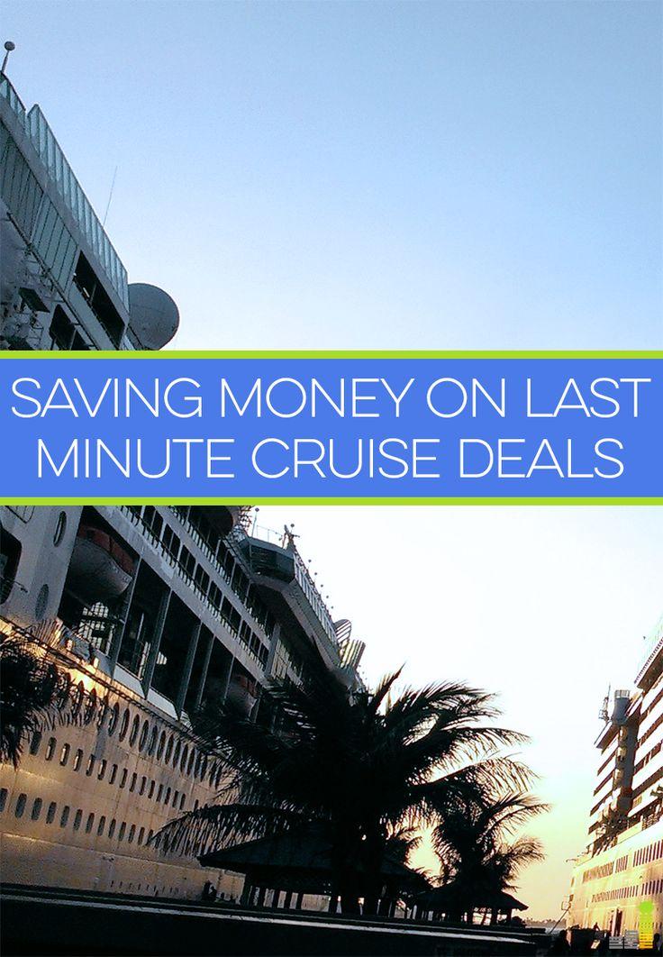 Last minute cruise deals canada