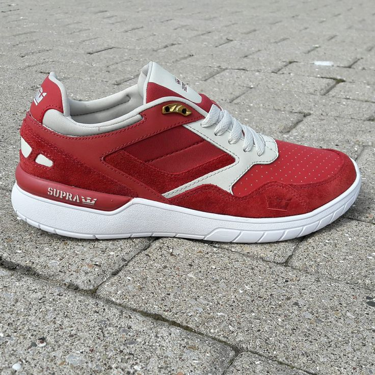 A classy retro look to this colourway in the Supra Winslow