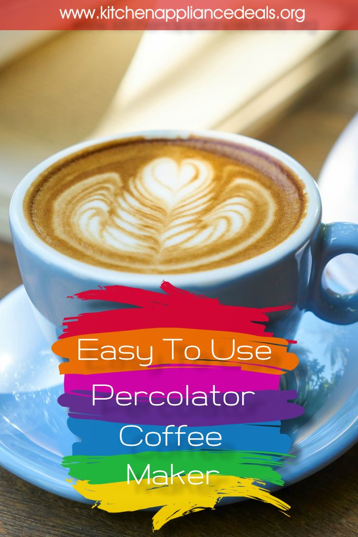 Programmable percolator coffee maker buying tips and what features to look for.