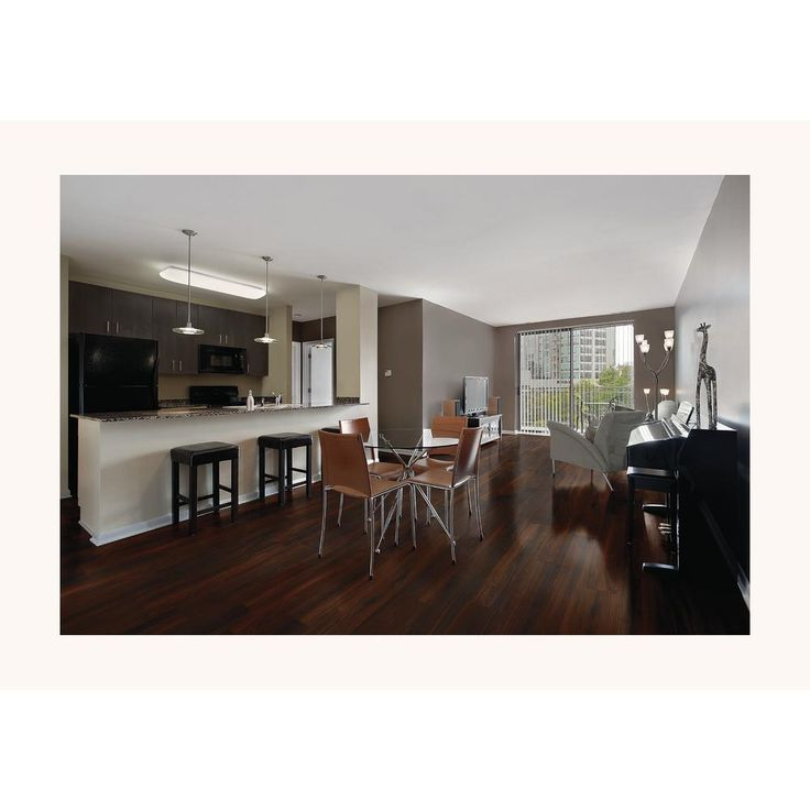 Beautiful wood cherry 8 in x 36 in porcelain floor and