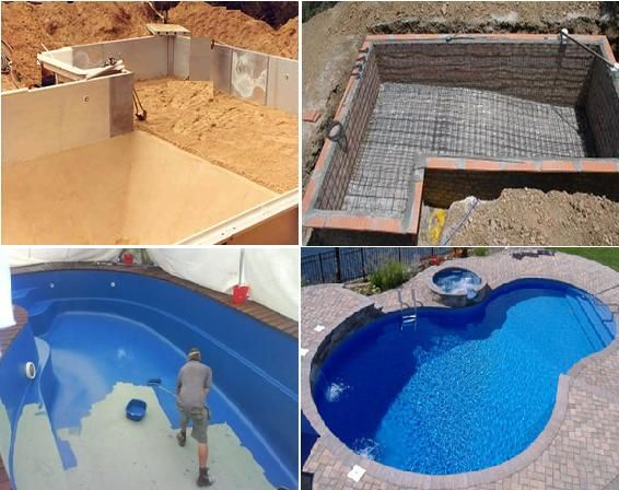 17 best ideas about swimming pool exercises on pinterest water aerobic exercises pool for Can i build my own swimming pool