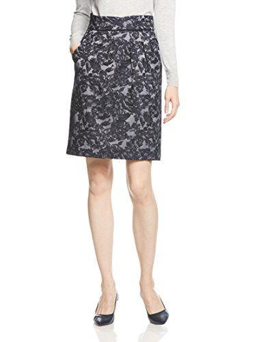 おすすめ (プロポーションボディドレッシング)PROPORTION BODY DRESSING ローズジャガードタイトスカート