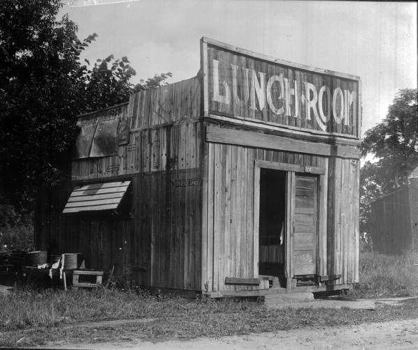 Lunch Room, Chipley FL 1935; Florida Memory