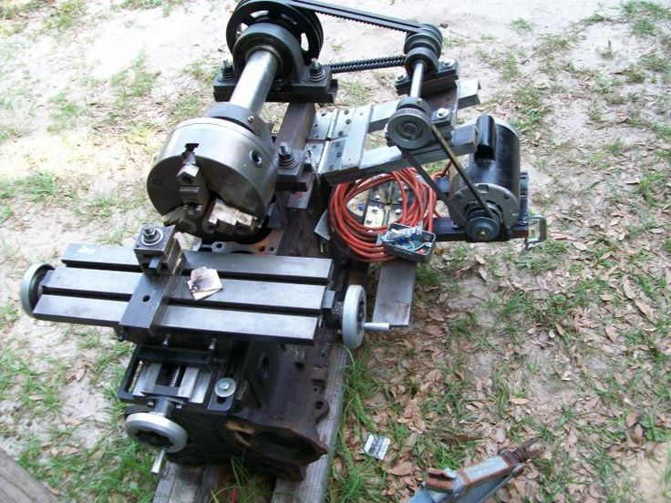 198 Best Homemade Lathe Amp Milling Machine Images On