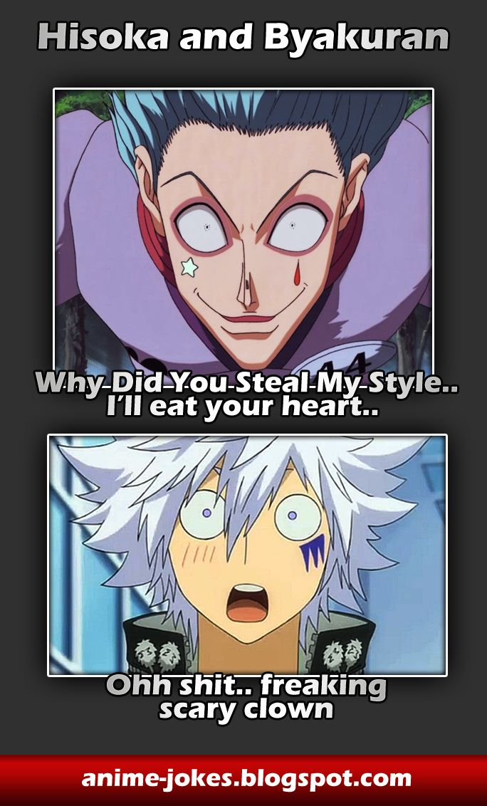 17 Best images about HunterXHunter on Pinterest  Funny