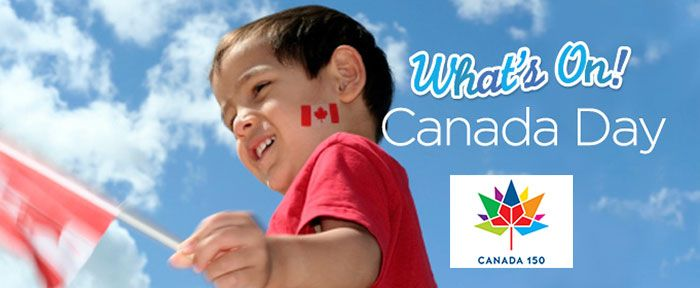 Canada Day Family Events & Fireworks