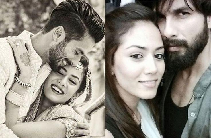 Shahid Kapoor And Mira Rajput Selfie | #BollywoodSelfies