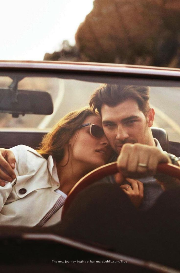 okay, so this is technically a banana republic ad, but i want an engagement picture like this. please?