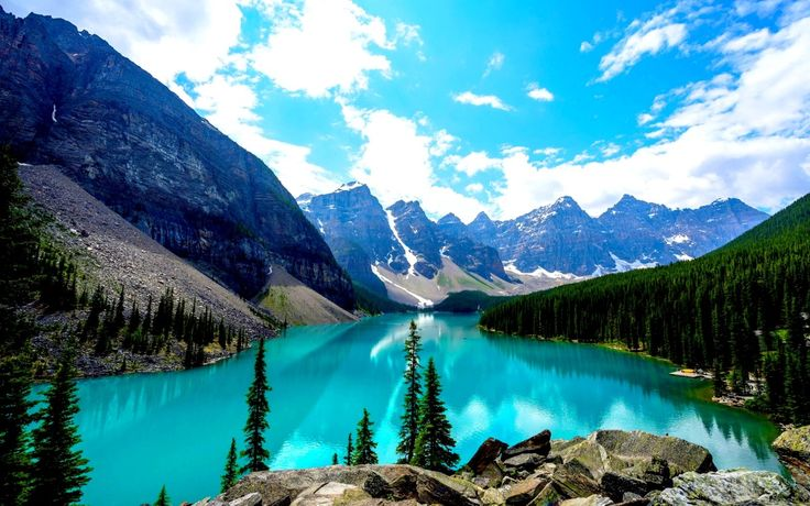 Banff National Park, http://travelercorner.com/get-away-from-it-all-at-banff-national-park/