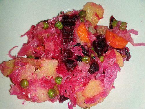 Russischer Salat