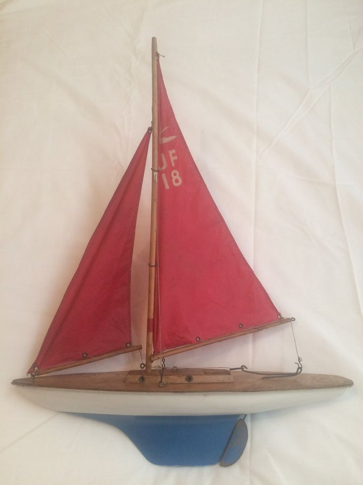 SOLD: Pond yacht designed by Uffa Fox. Wonderful condition for round 60 years old  - McCormack & Beal (@mccormackbeal) | Twitter