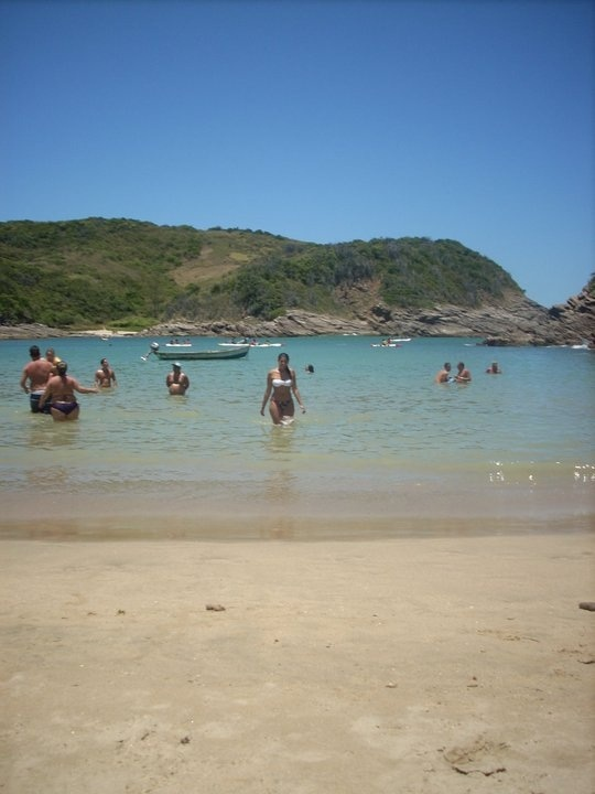 Buzios, praia geriba