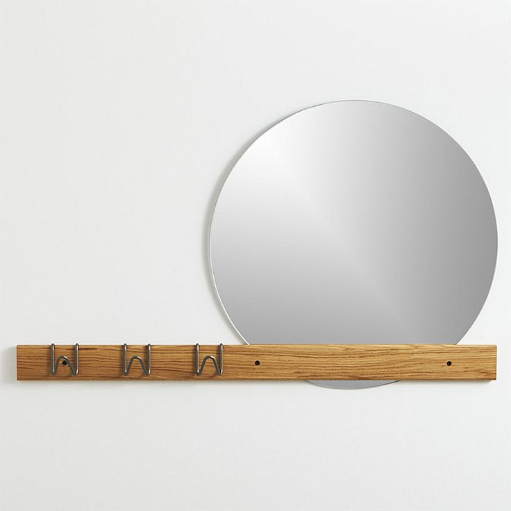 Now Here's a Mirror You Can Hang With via @domainehome