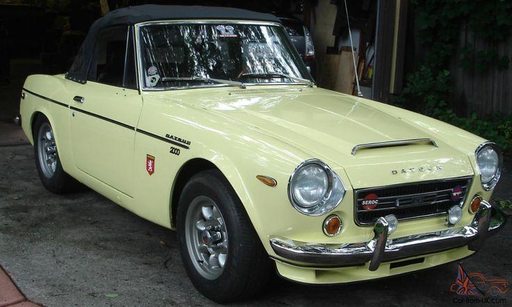 1969 Datsun Roadster Sports 2000