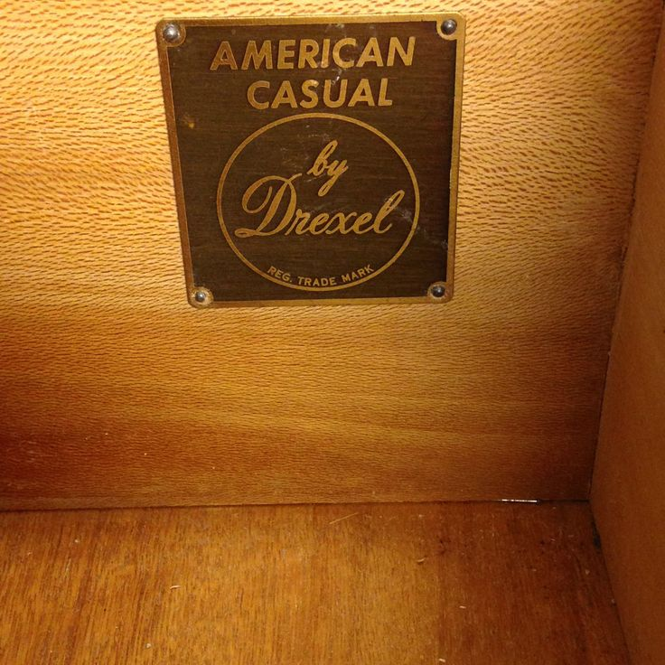 1952 American Casual by Drexel