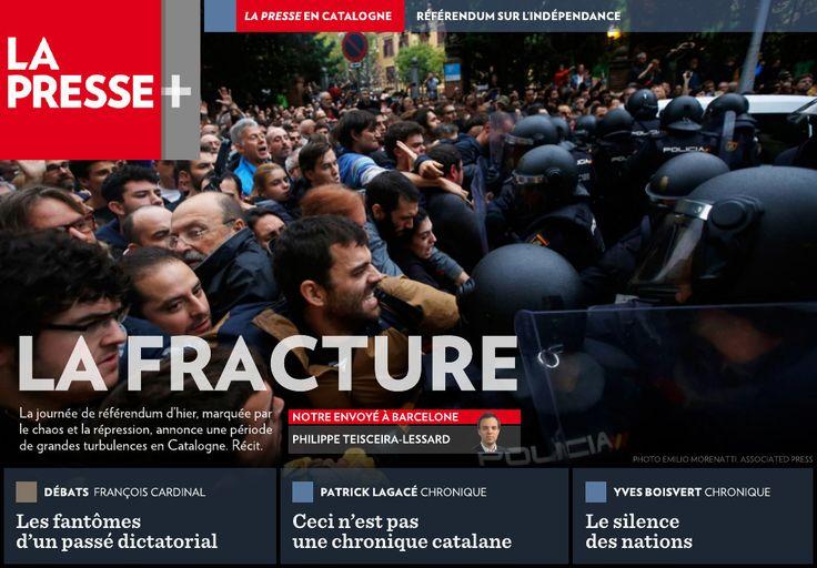 ACTUALITÉS - La Presse+