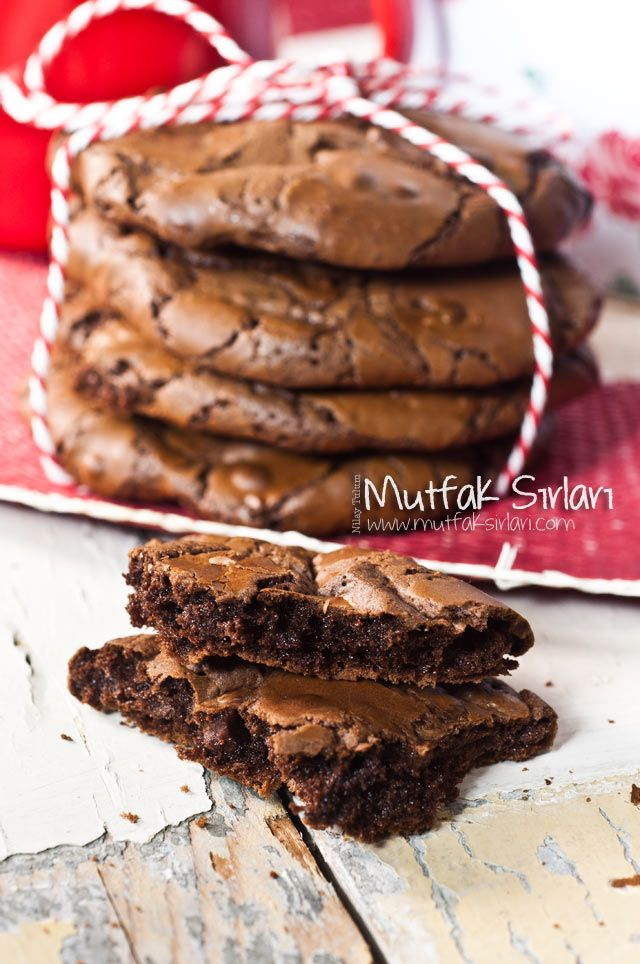 Yoğun Çikolatalı Kurabiye Tarifi | Mutfak Sırları - Yemek Tarifleri