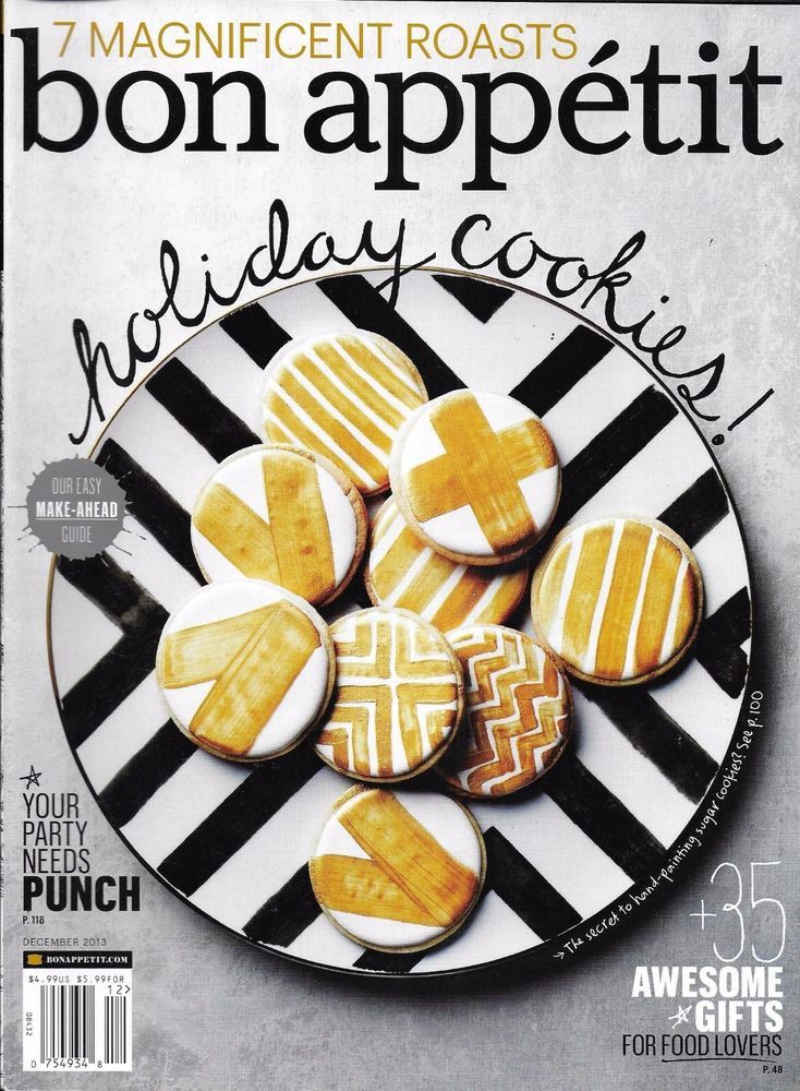 133 best christmas recipes images on pinterest christmas recipes bon appetit magazine holiday cookies party punch roasts food lover gift ideas forumfinder Images