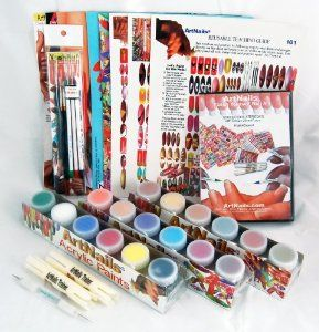 Art Nails Teach Yourself Master Kit by Art Nails. $59.99