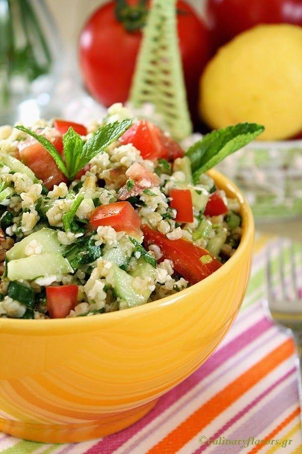 Tabbouleh! #food #recipe