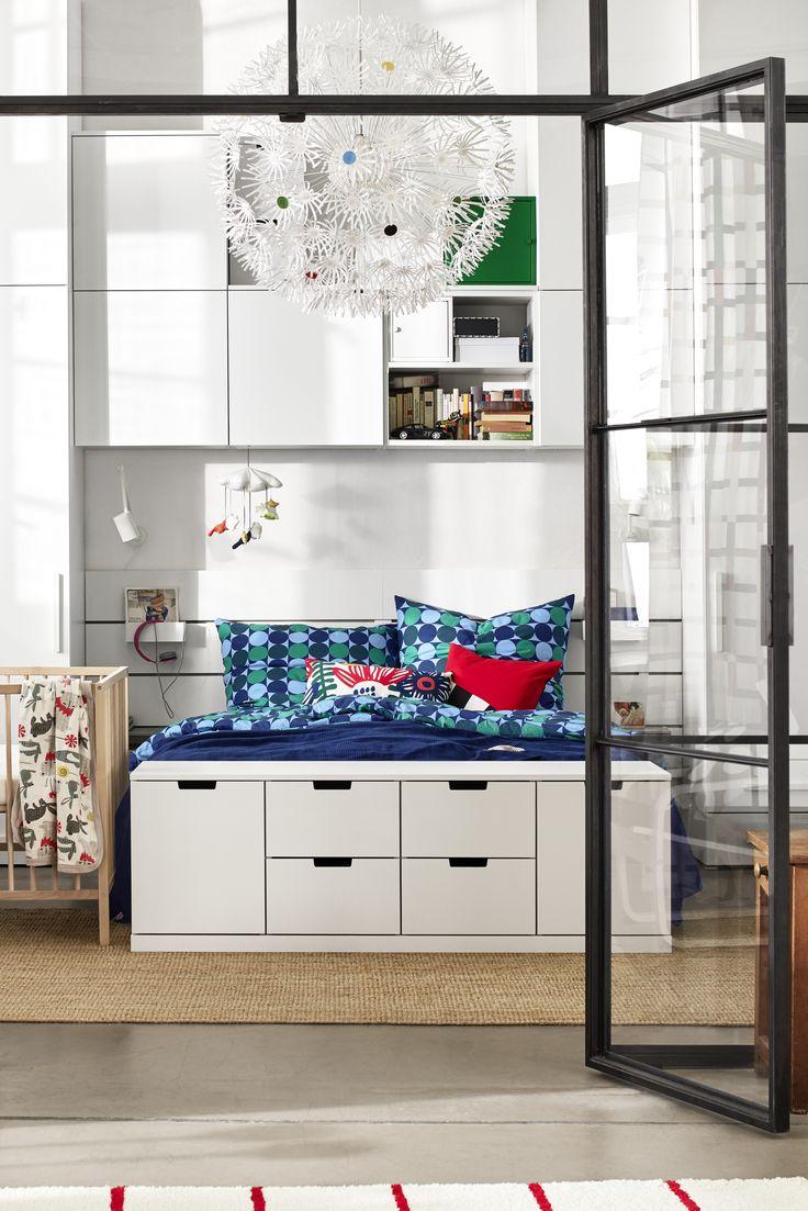 Krokuslilja Bettwascheset 2 Teilig Blau Grun Ikea Deutschland Haus Deko Ikea Diy Ikea