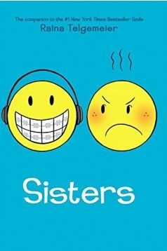 The perfect companion to the #1 New York Times bestseller and Eisner Award-winning graphic memoir Smile by Raina Telgemeier, Sisters tells the story of Raina and Amara's relationship as sisters as they figure out how to get along when a baby brother enters the picture.