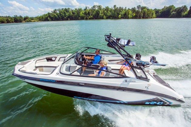 If we had to use one word to describe jet boats, it would be fun. Here are our top three picks to get you on the water.