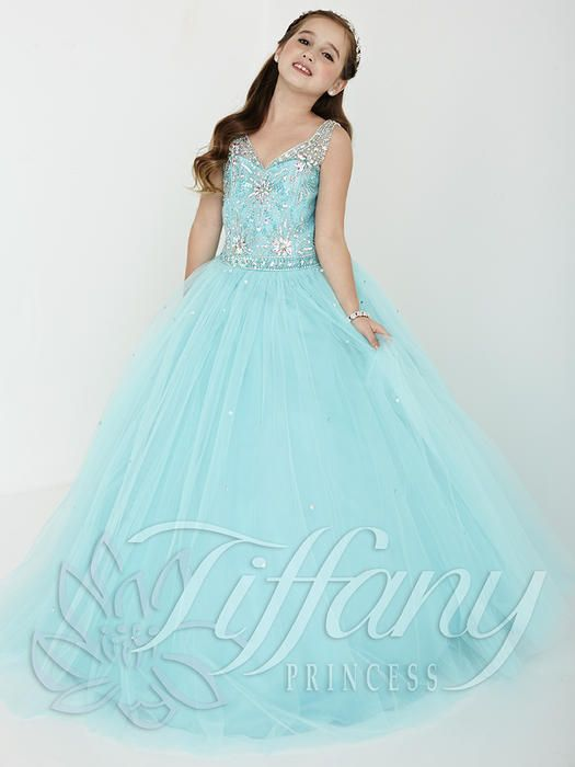 Tiffany Princess Pageant Dresses - Orlando Pageant Dress Store Tiffany Princess 13424 Tiffany Princess Orlando Prom and Pageant Dress Online Store - So Sweet Boutique