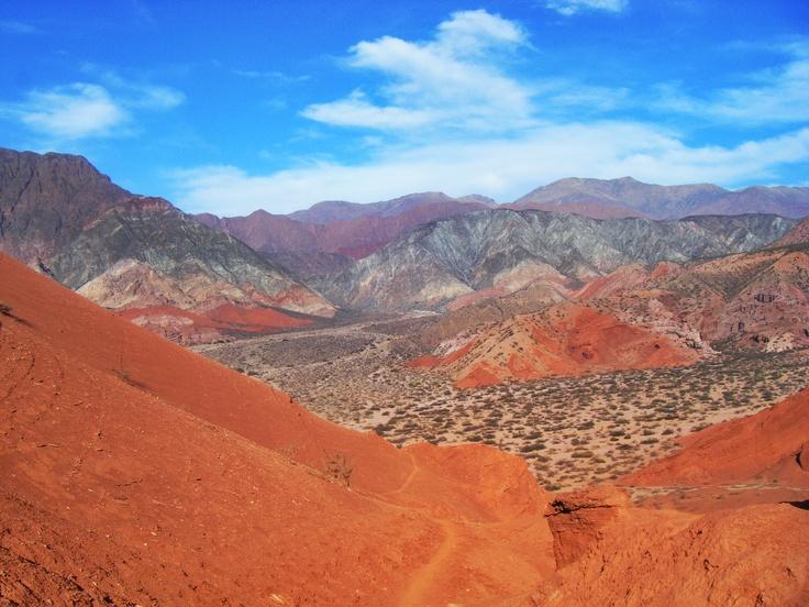 Valles Calchaquíes, Salta