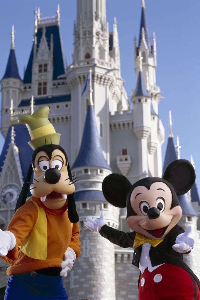 Witness the magic of Walt Disney World.