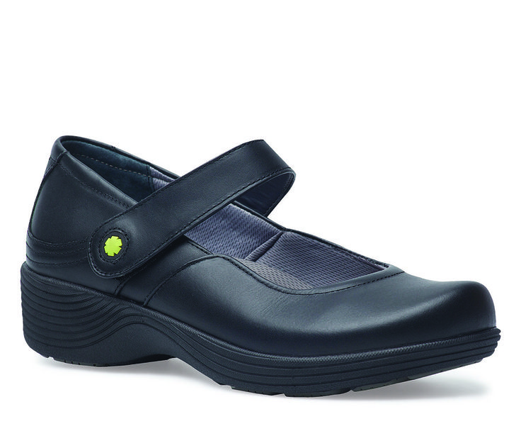 Work Wonders by Dansko. Shown Clover Black Leather from the Fairfax collection. #nurse #nurselife #shoes #clog #scrublife #scrubs #md #rn #medicine #medical #healthcare #uniform #dansko #nursingproblems #nursepractitioner #nursingschool #pediatricnurse #militarynurse #staffnurse #fall