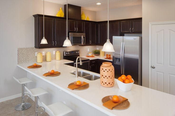 Compass Bay Townhomes A Kb Home Community In Kissimmee