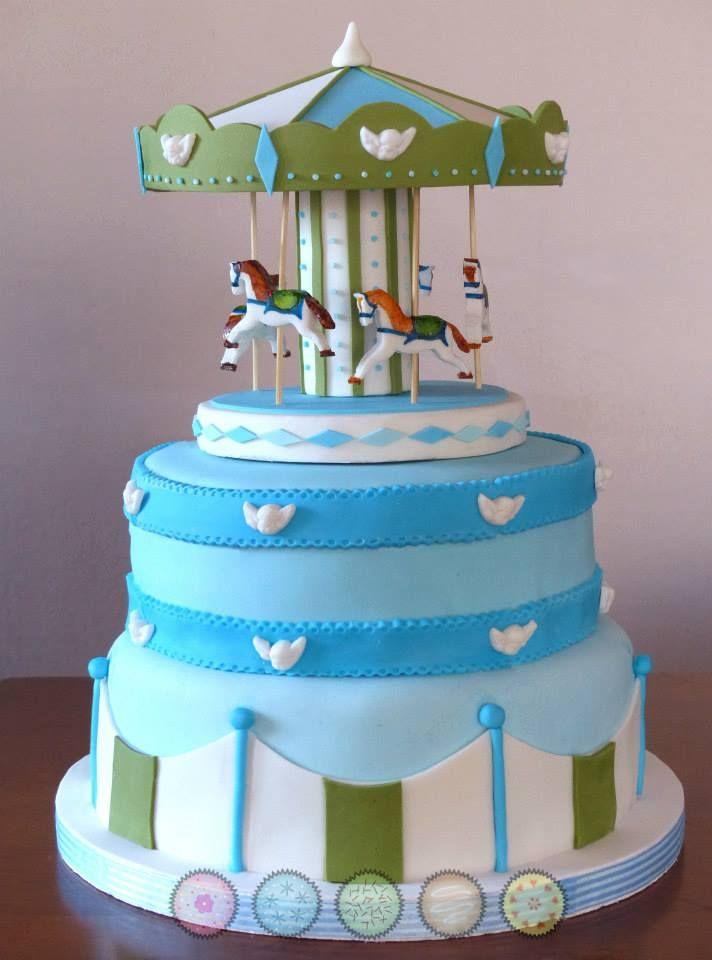 Torta Carrusel