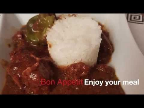 recette de sauce Gombo sec