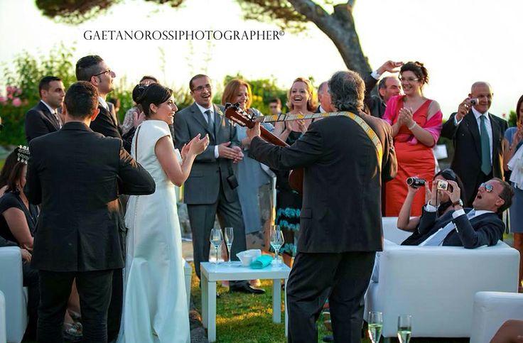Wedding in Villa Angelina