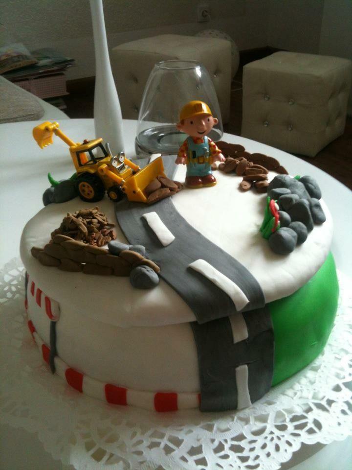 Bob der Baumeister Torte   Torten, Bob der baumeister ...
