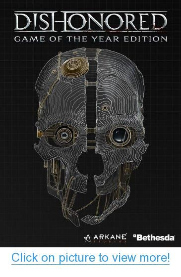 Dishonored GOTY - PS3.