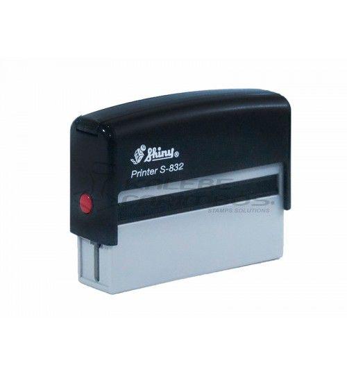 Carimbo Automatico Shiny Printer S 832