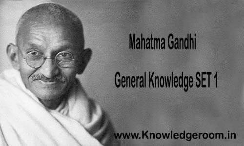 Mahatma Gandhi General Knowledge SET 1 Slogan/Ideology/Thought/Comment/lines given by M.K.Gandhi – 'Do or Die' during Quit India Movement. 'I therefore want freedom immediately' during Indian national movement. K.Gandhi commented on Cripps Mission as a 'Post dated cheque on a crashing Bank'. He told 'Untouchability is a crime against God'. Non Co- operation Movement of India was launched by K.Gandhi. K.Gandhi's first fast held for Mill workers of Ahmadabad. K.Gandhi launched...