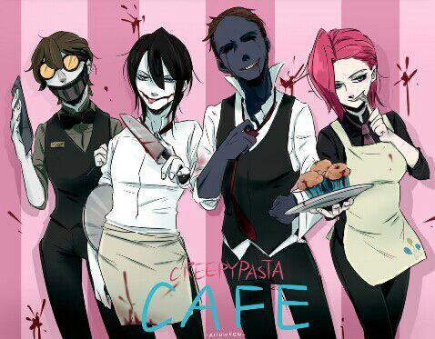 Creepypasta)Comic and picture   GAMES, SHOWS, ETC   Creepypasta