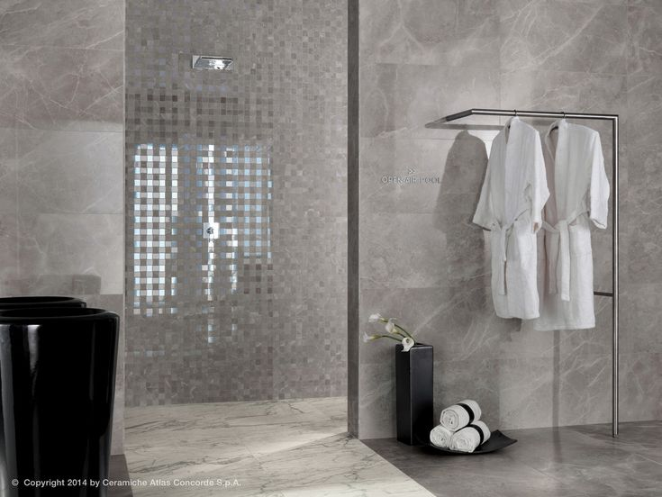 Ceramic Mosaic MARVEL PRO White Body Wall Tiles Collection By Atlas Concorde