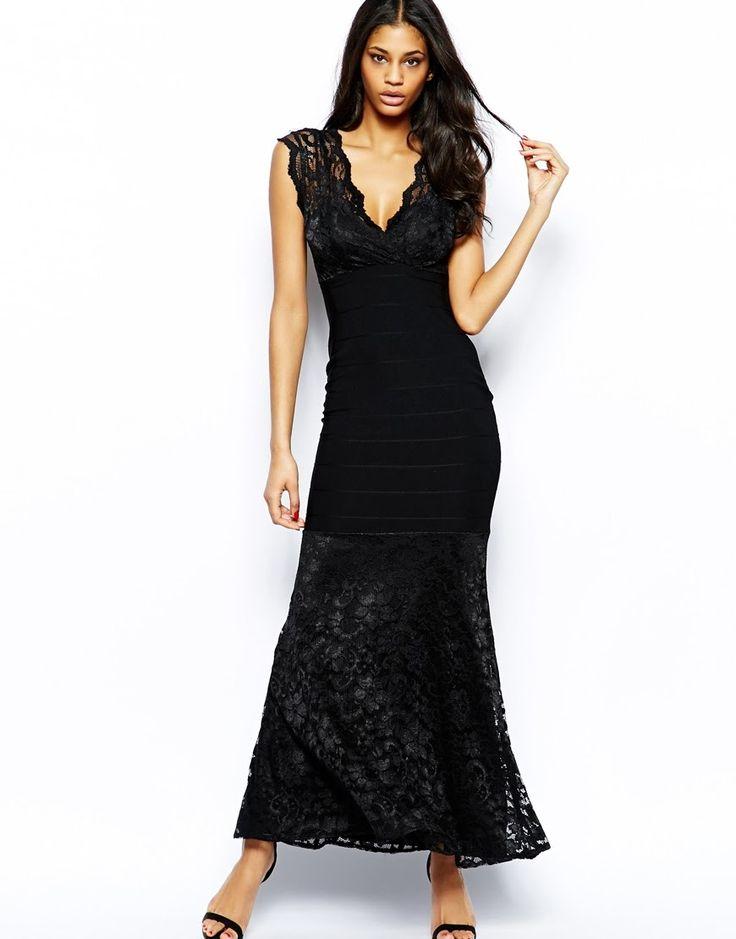Atractivos vestidos de fiesta elegantes | Moda y Tendencias