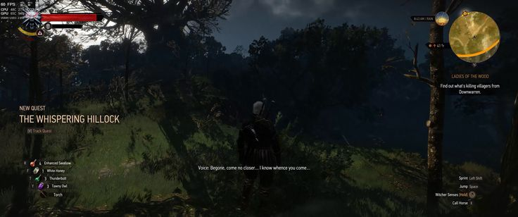 I always end up at the creepy parts when i'm playing at night. #TheWitcher3 #PS4 #WILDHUNT #PS4share #games #gaming #TheWitcher #TheWitcher3WildHunt
