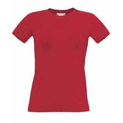 Amazon.co.jp: B&Cファッションスポーツ半袖クルーネックTシャツ女性用レディース: 服&ファッション小物