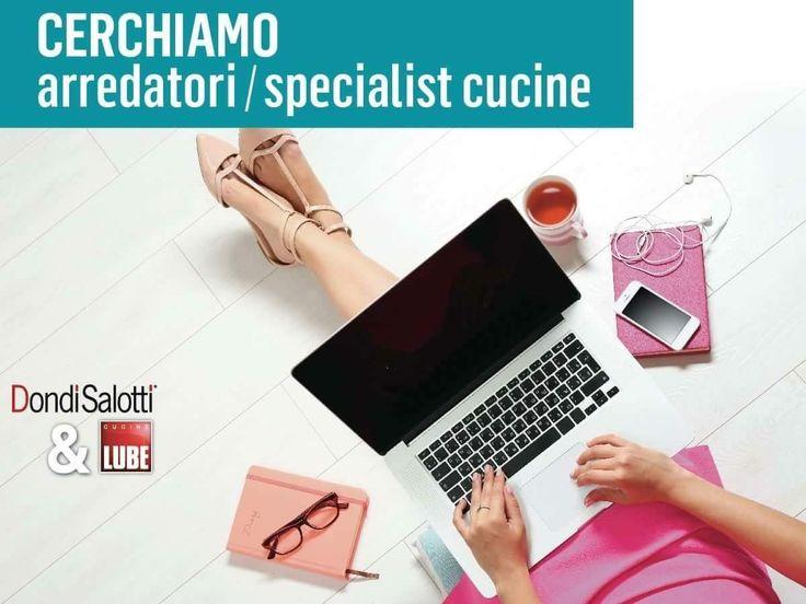 Cerchiamo ARREDATORI/SPECIALIST CUCINE per il negozio di Ferrara. Per maggiori informazioni consulta il sito: http://www.dondihome.it/home-2/lavora-con-noi/ e INVIA SUBITO la tua candidatura a: lavoradanoi@dondihome.it