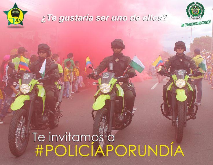 En noviembre no te puedes perder la inolvidable experiencia. INSCRÍBETE!! Hazlo aquí: https://www.facebook.com/Policianacionaldeloscolombianos/app_227997314034378