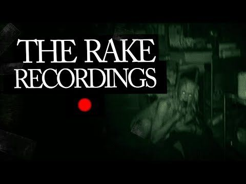 The Rake Creature Caught on Tape in These Scary Videos - YouTube